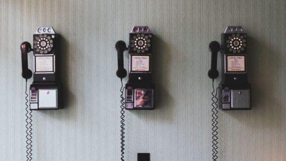 So meistern Sie Telefon&shyinterviews...