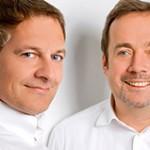 Richard Lohner und Norbert Steinke